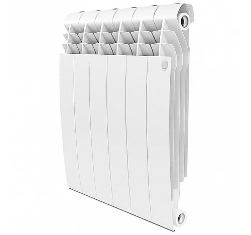 Радиатор алюминиевый Royal Thermo Biliner Alum 500 10 секции — купить в  Нижнем Новгороде | Интернет магазин сантехники Aculla.ru