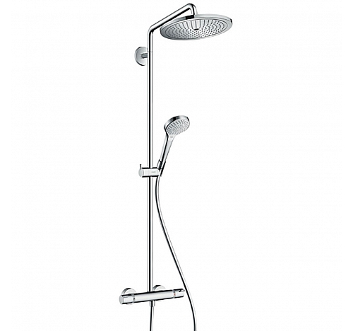 Душевой гарнитур Hansgrohe Croma Select S 280 Air 1jet Showerpipe 26790000