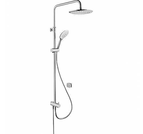 Душевой гарнитур Vitra Shower Columns Shine Round A45701EXP